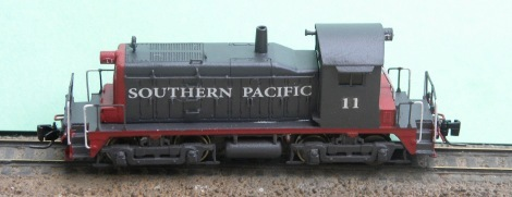 SW1 Southern Pacific